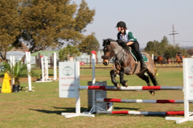 The IEA Elite open day show jumping event, 2016